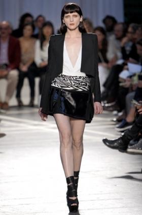 Black and White Fashion Trend