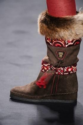 Fall 2020 Fur Fashion Trend
