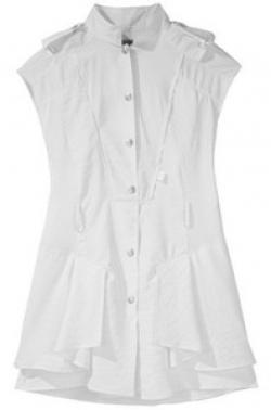 Buttoned-Up Shirt Trend 2020
