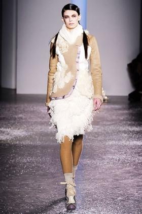 Fall 2020 Shearling Fashion Trend