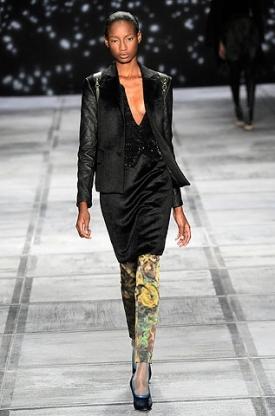 Fall/Winter 2020 Printed Pants Trend