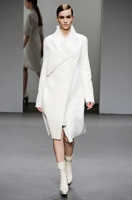 Fall/Winter 2020 All White Fashion Trend
