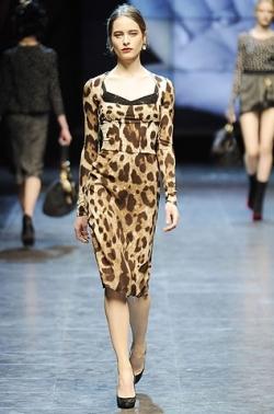 Fall/Winter 2020-2020 Leopard Print Trend
