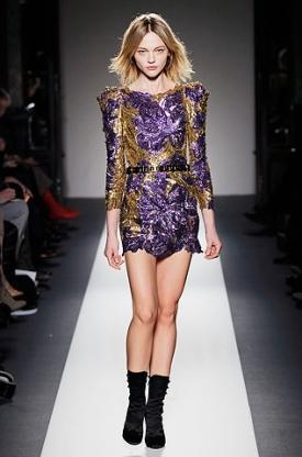 Fall/Winter 2020 Glitter Glam Fashion Trend