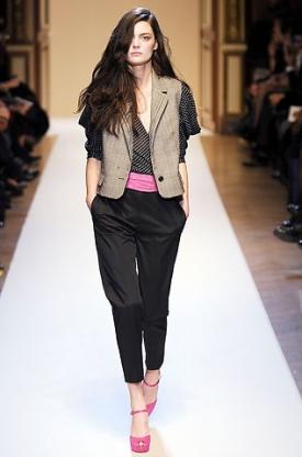 Fall/Winter 2020 Black Fashion Color Trend