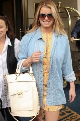 Celebrity Bucket Bag Fall Fashion Trend