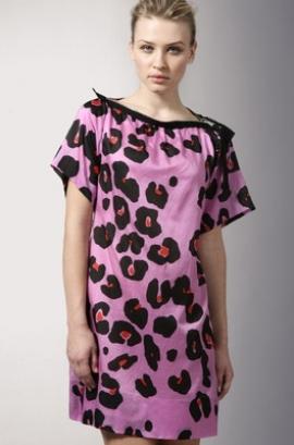 Celebrity Leopard Print Style Ideas