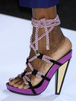 Diane von Furstenberg Spring 2020 Shoes