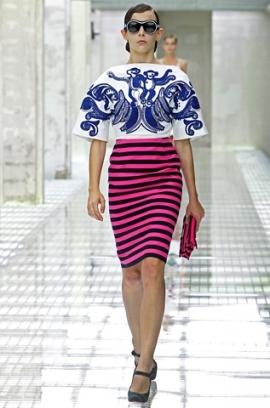 Mixing Prints Spring Summer 2020 Fashion