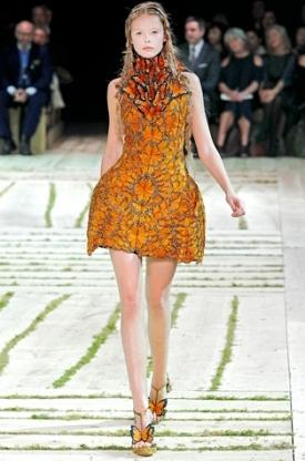 Alexander McQueen 2020 Spring/Summer Fashion Collection