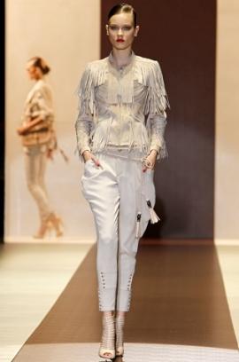 Spring/Summer 2020 Fringe Fashion Trend