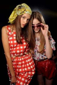 Spring/Summer 2020 Plaid Fashion Trend