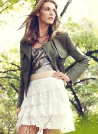 Angela Lindvall for Ann Taylor Spring 2020 Lookbook