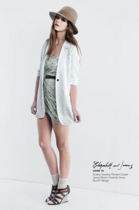 Elizabeth and James Spring 2020 Lookbook