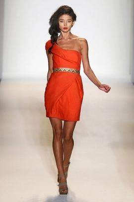 Spring/Summer 2020 Orange Color Trend