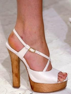 Spring/Summer 2020 Platform Sandals Trends