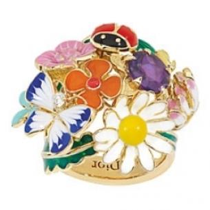 Dior Diorette Jewelry Collection