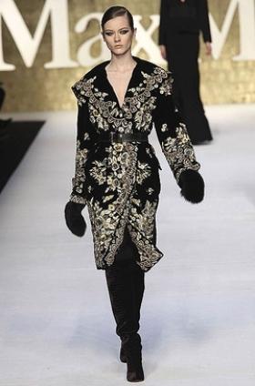 Printed Coat Trend Winter 2020/2020