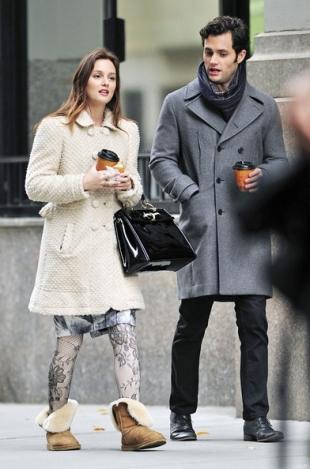 Celebrity UGG Boots Winter Trend