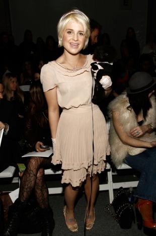 Kelly Osbourne Plans Creating a Fashion Line
