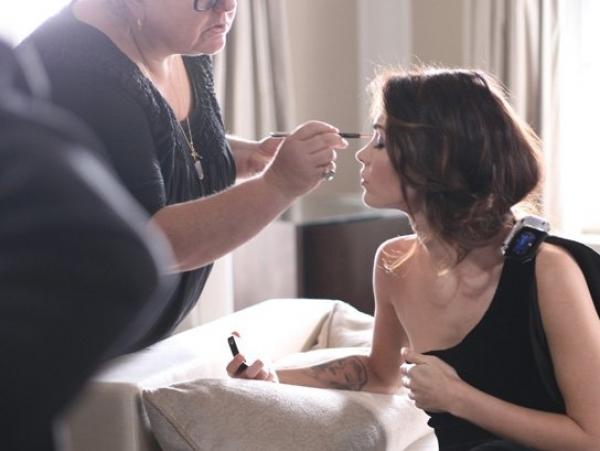 Megan Fox for Giorgio Armani Commercial