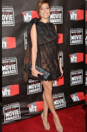 2020 Critics' Choice Movie Awards Red Carpet Fashion