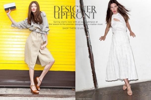 Saks Fifth Avenue Spring 2020 Lookbook