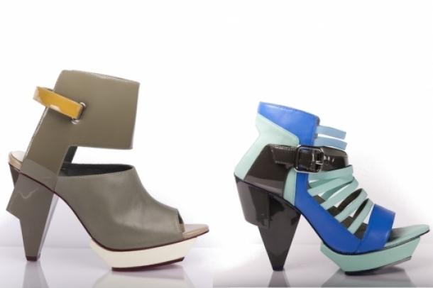 Heavy Machine Spring 2020 Shoes Lookbook