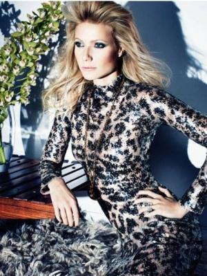 Gwyneth Paltrow in Harper's Bazaar UK March 2020