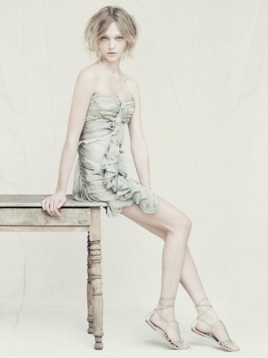 Alberta Ferretti Spring/Summer 2020 Ad Campaign