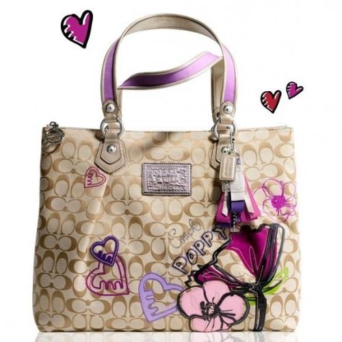Coach Poppy Spring 2020 Handbags