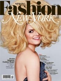 Jessica Simpson Covers New York Magazine