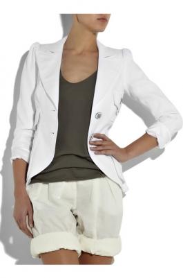 Summer Fashion Must-Have White Blazer