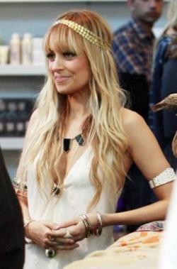 Nicole Richie's Fashion Style