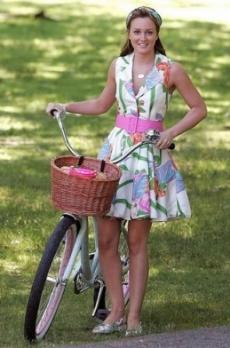 How To Dress Like Blair Waldorf
