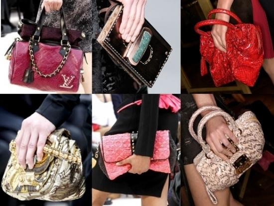 The Season's Hottest Designer Handbags