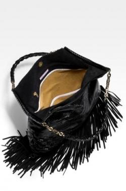 Jimmy Choo Tatum Fringe Bag