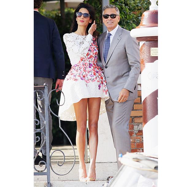 Amal Clooney's Style: Best Looks