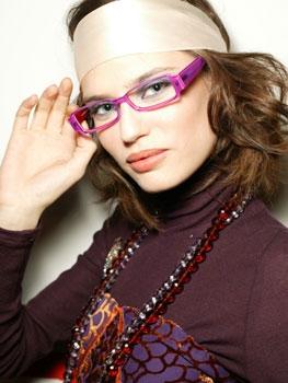 Eye Makeup Tips for Eyeglass Wearers