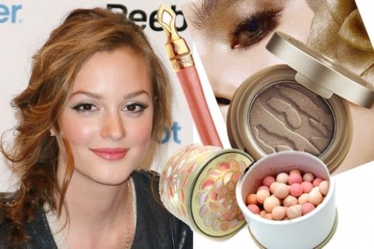 Leighton Meester Makeup Looks