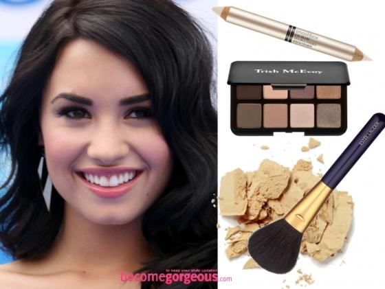 Best Demi Lovato Makeup Styles