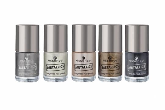 Essence Metallics 2020 Holiday Makeup Collection