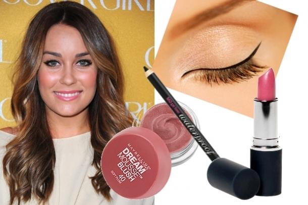 Celebrity-Inspired Spring Makeup Ideas