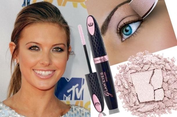 Lovely Celebrity Makeup Ideas