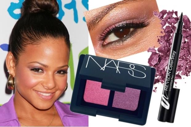 Lovely Celebrity Eye Makeup Ideas