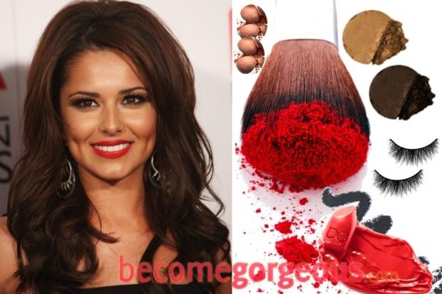 Cheryl Cole Makeup Looks