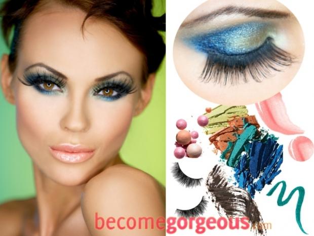 Flirty Eye Makeup Ideas