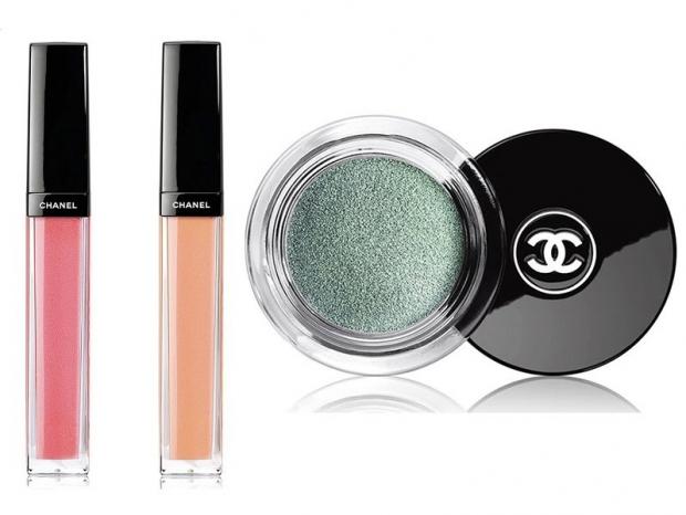 Chanel Fleur de Lotus 2020 Makeup Collection