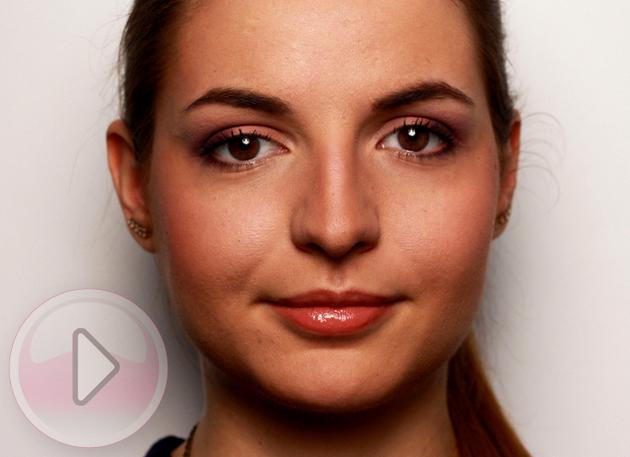 Daytime Brown Eyes Makeup Tutorial