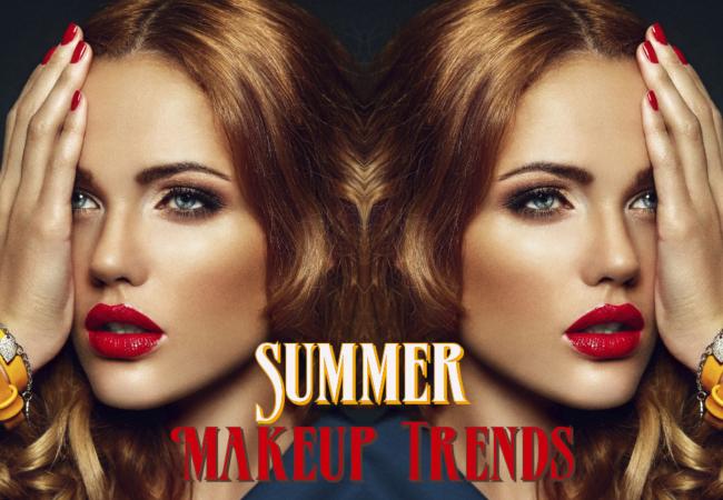 Makeup Trends for Summer 2020